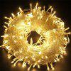 10 M 80LEDS USB Прозрачная линия String Light Decoration DIY Holiday Christmas - Тёплый белый