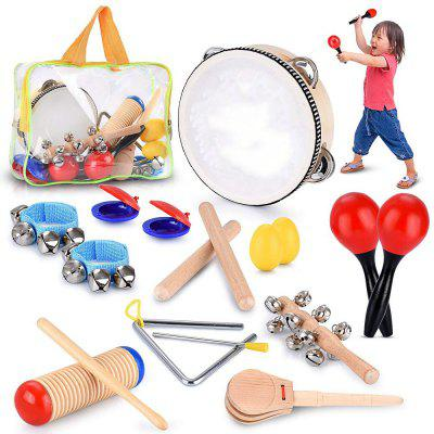 Toddler Musical Instruments - 18 Pcs