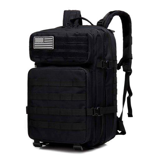 8fa80c89a2ec 900D Nylon Tactical Backpack Large 42L Outdoor Hiking Camping Rucksack