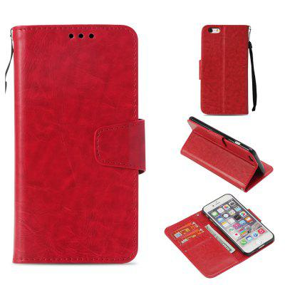 Flip Leather Holder Phone Case For Iphone 6S Plus Wallet Cover For Iphone 6 Plus