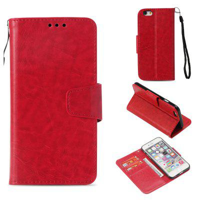 For iPhone 6S Flip Case Vintage Leather Wallet Phone Bag Accessories For Iphone 6