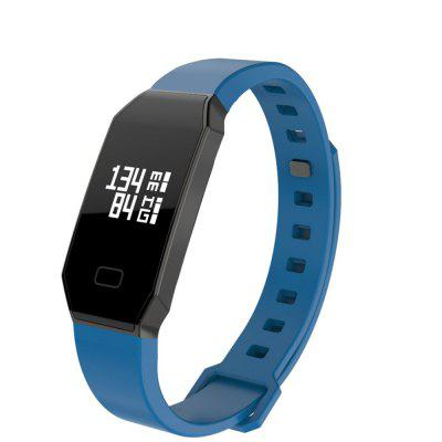 E02-A3 Sports Smart Watch Heart Rate Tracker Temperature Pressure Monitor