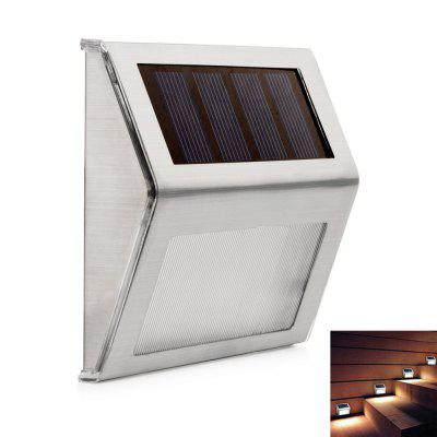Outdoor LED Solar Power Energy Light Sun Power Waterproof Path Street Stair Wall