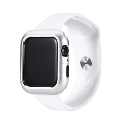 Alumínium Alloy Frame Metal Shell Védő tok Apple Watch Series 1 2 3 4