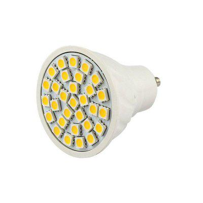10PCS LED Energy Saving Spotlight GU10 30LEDS 5050 SMD DC12V Decoration Home