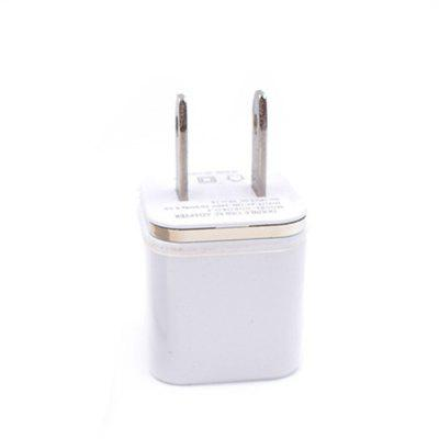 US USB Double Wall Fast Charger Plug Adapter 1A 2A 5V for Android for iPhone