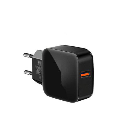 USB Charger 5V2.4A 9V1.8A Quick Charge Fast Charger 18W Wall USB Adapter