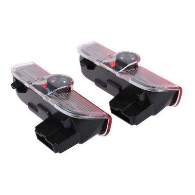 1 Pair Car LED Welcome Light For VW Welcome Lamp Laser Decoration Shadow Project
