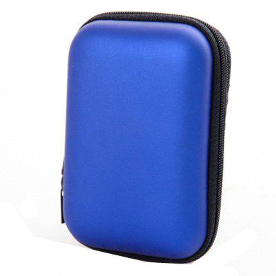 External Storage USB Hard Drive Disk HDD Carry Case Cover Multifunction Cable