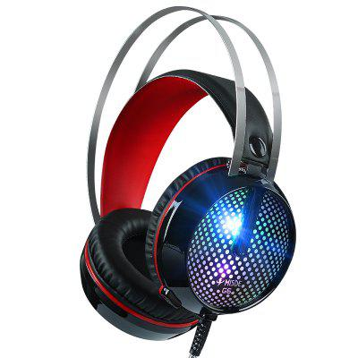 MISDE G6 Stereo Sound Gaming Headsets with LED Light