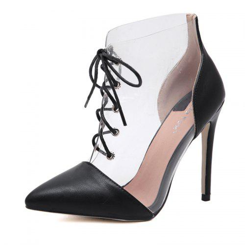 d22058ea89acd1 Women s Pointed Toe Stiletto Shoes Fashion Party High Heels with Checkered