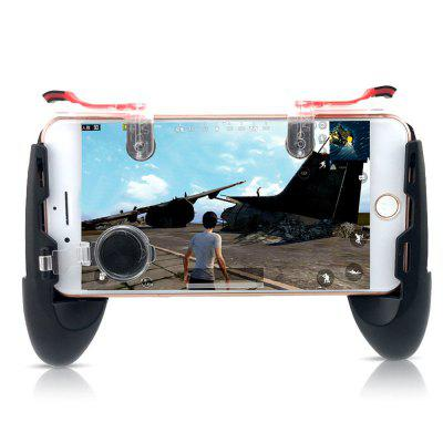 4 in 1 Mobile Phone Game Controller Trigger Fire Button Joystick Gamepad
