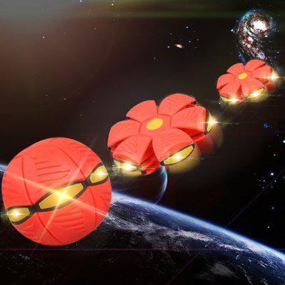 UFO Flying Outdoor Disc Ball s Boomerangs Magic Kids Toy