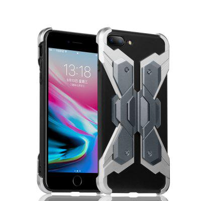 For iPhone 7PLUS Cool Steel Series Protective Case