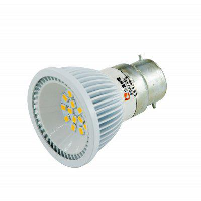 Lexing Lighting B22 5.5W 15LEDS SMD 2835 AC / 85-265V Proyector