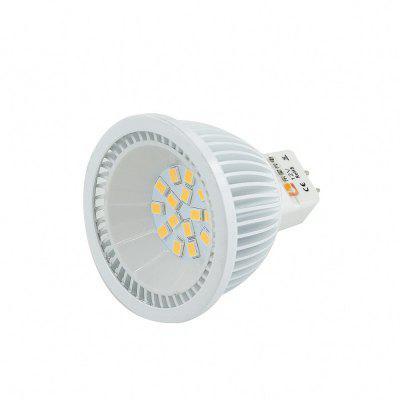 Lexing Lighting MR16 5.5W 15LEDS SMD 2835 Spot AC / DC / 12V