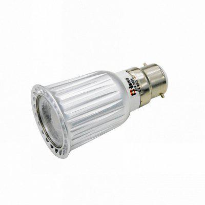 Lexing Lighting B22 9W COB 550LM AC/85-265V Spotlight