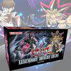 Yu-Gi Trading Card-Yugioh Legendary Dragon Decks Box - ROXO