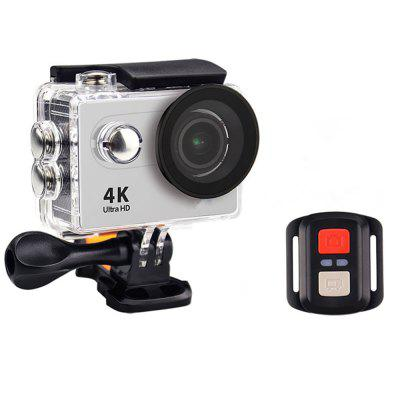 4K Action Camera 2.0 Inch WIFI Waterproof With Remote Control Sports Camera