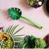 Jungle Spoon Colander Skimmer Der  Schaumloeffel Spaghetti Noodle Strainer 2pcs - JUNGLE GREEN