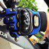 PRO-BIKER  MCS-01C Motorcycle Off-road Full Finger Knight Gloves - BLUE
