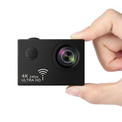 FHD 4K Mini 30 Meters Waterproof Wifi Action Camera Image