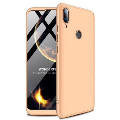Custodia Full Body ultra-sottile antiurto Solid Hard per Huawei Y9 2019