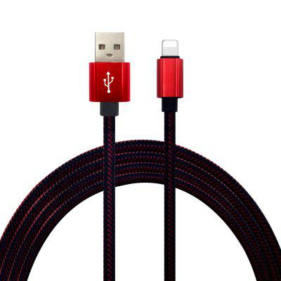 1Meter Data Sync Charger USB Cable Cord Wire for 8 Pin Devices