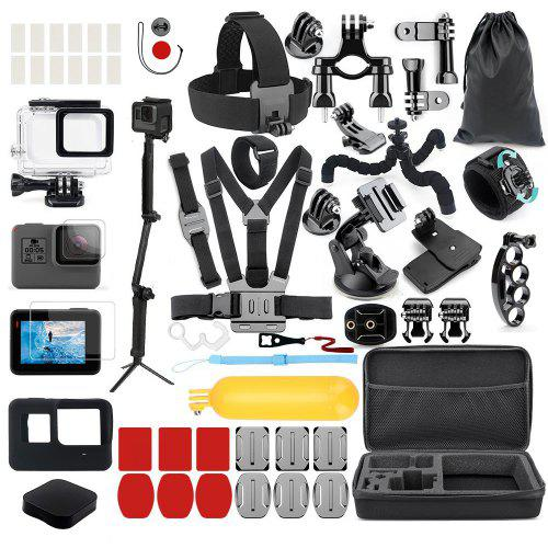 Jual Hapy Sports Action Professional Video Camera Accessory Kit For Gopro Hero65 Black Hero Jh