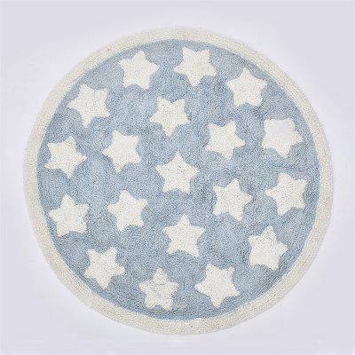 Star Round Mat Children'S Play Mat Tent Mat Children'S Room Soft