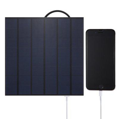 SW4505U 4.5W 6V Mono DIY Solar Panel Charger with USB for 5V Power Bank