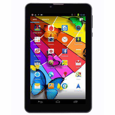 7-INCH Tablet Quad-Core HD Can Call GPS Dual Card Dual Standby Image