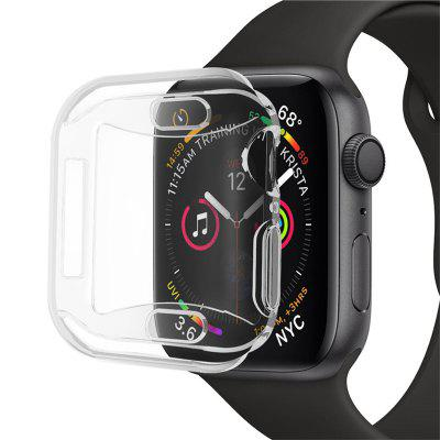 Shockproof Case Cover Screen Protector for Apple Watch 4 44MM