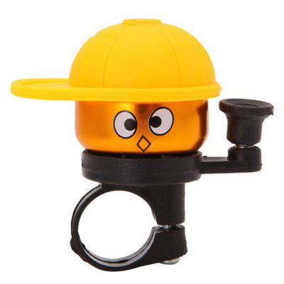 Bicycle Horn Loud Alarm Handlebar Metal Bell Ring