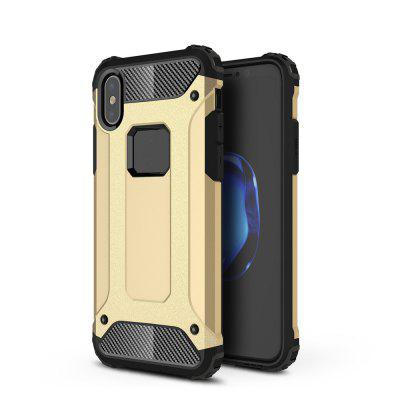 Para Iphonex Shockproof Hard PC TPU Luxury Phone Case