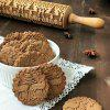 Sculptured Biscuit Rolling Stick - FAIPARI