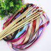 Colorful European Wedding Children'S Birthday Decoration Color Ribbons - MULTI-A