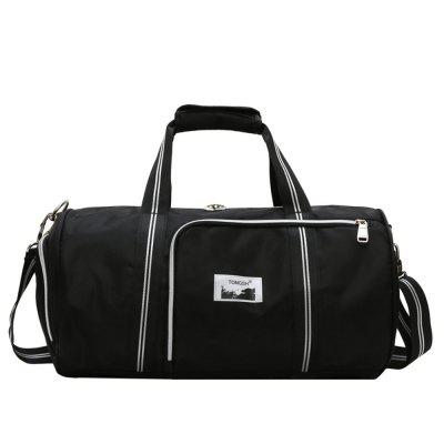 New Fitness Bag Independent Shoes Sports Bag Female Portable Travel Duffel Bag