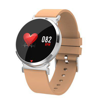 E28 smart bracelet blood pressure and heart rate monitoring watch Image