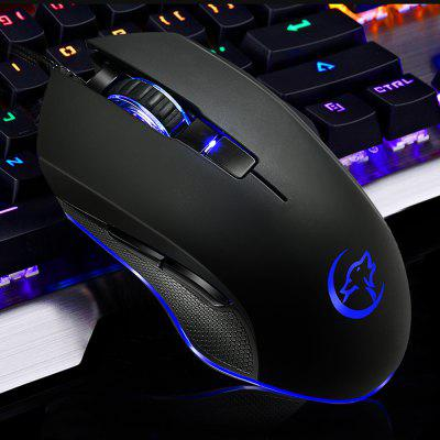 The Best Deal Ever! Ergonomic YWYT G812 Color Gaming Mouse with 6 Buttons for Only $7.30!