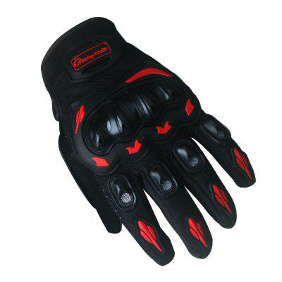 Riding Tribe MCS-21 Motorcycle Riding Protective Touch Screen Gloves