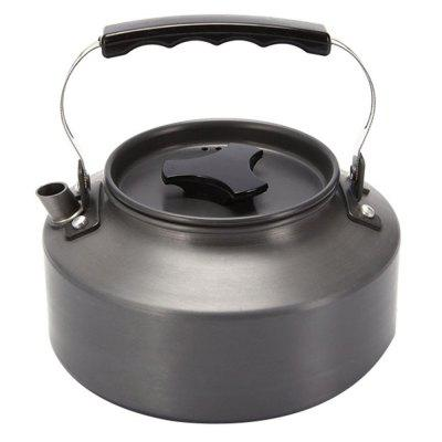 1.1L Outdoor Camping Cooking Portable Water Kettle for Tea Coffee