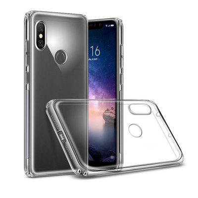 Ultra-thin Shock- Resistant TPU Soft Case Cover for Xiaomi Redmi Note 6 Pro