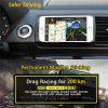 Portable Car Holder Magnetic Kit  Phone GPS Stand Bracket - BLACK