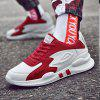 New Arrival men shoes casual fashion shoes men breathable comfortable men shoes - RED