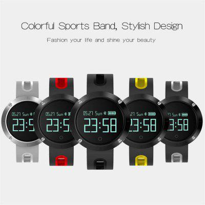Blood Pressure Heart Rate Large Screen Large Battery IP67 Smart Bracelet Image