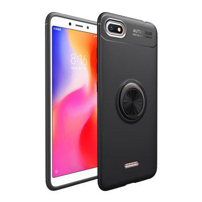 Fashion Ring Stand Slim Armor Shockproof Hülle für Xiaomi Redmi 6A
