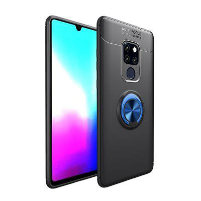 Fashion Ring Stand Slim Armour Shockproof Case Cover for HUAWEI Mate 20
