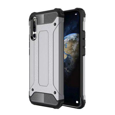 2 in 1 Hibrid Heavy Duty Armor Hard Back Cover pentru Huawei Honor Magic 2