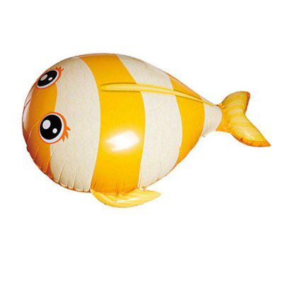 Remote Control RC Inflatable Balloon Air Swimmer Flying Big Fish Toy Gift